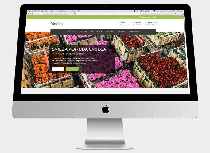 dizajn web stranica