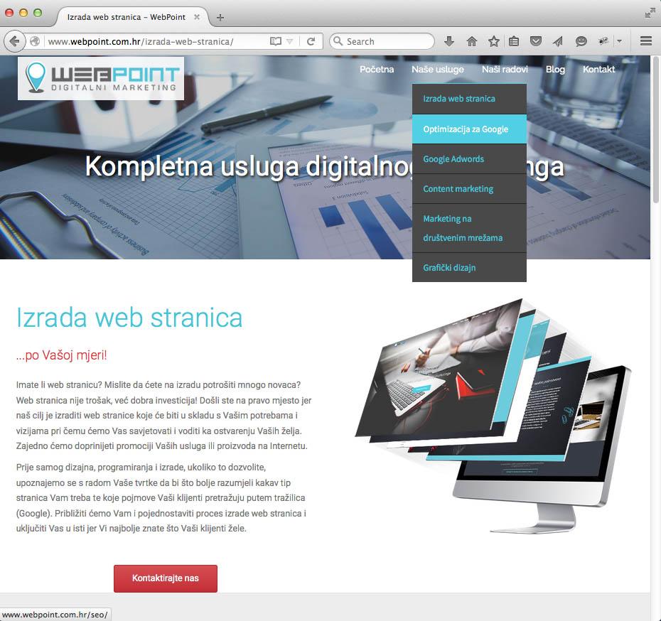 Izrada-web-stranica