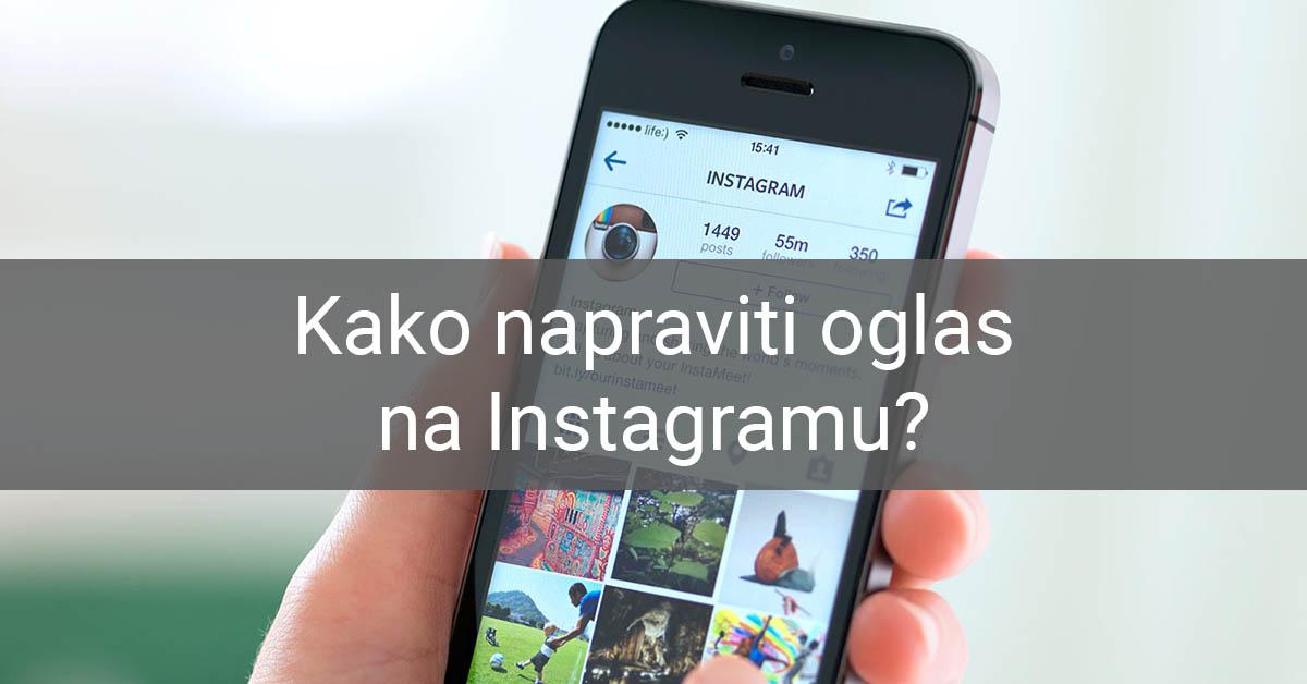Instagram oglasavanje