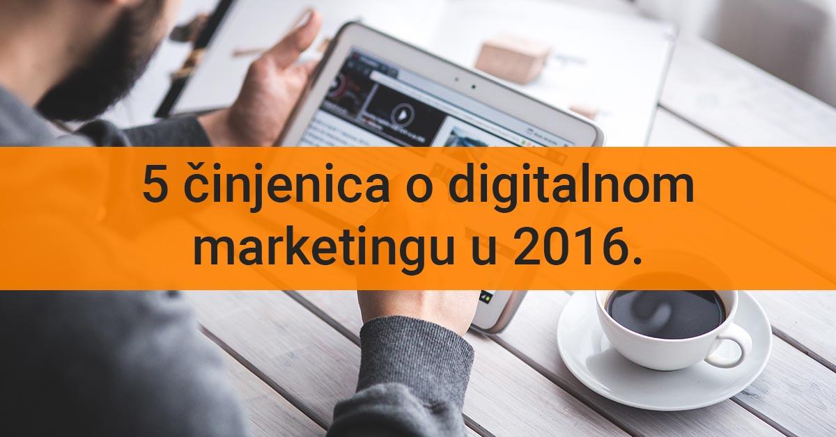 digitalni marketing i drustvene mreze u 2016