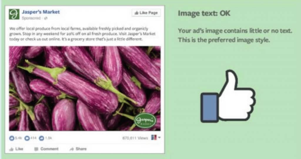 Facebook oglasavanje pravila