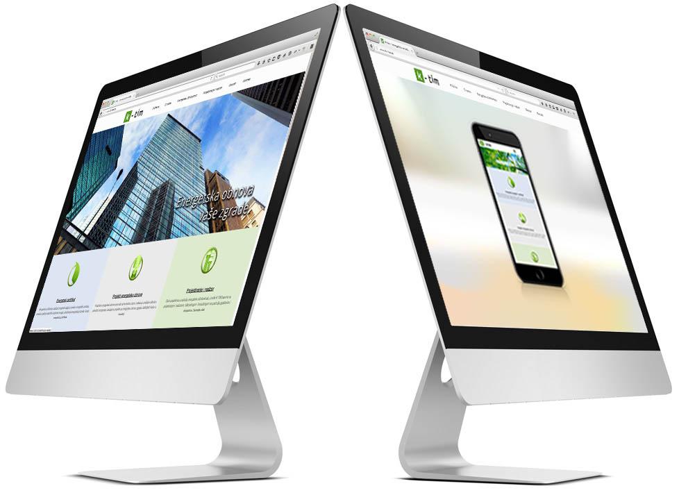 web dizajn - k-tim