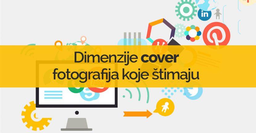 Dimenzije cover fotografija koje stimaju