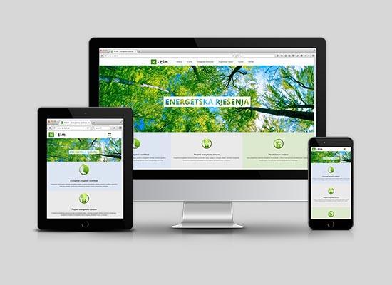 Web stranice - K-tim