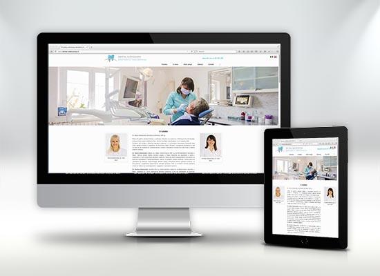 web stranice - stomatoloska ordinacija
