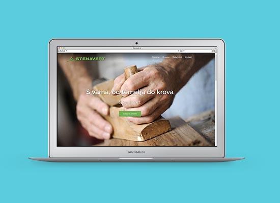 web stranice za tvrtku