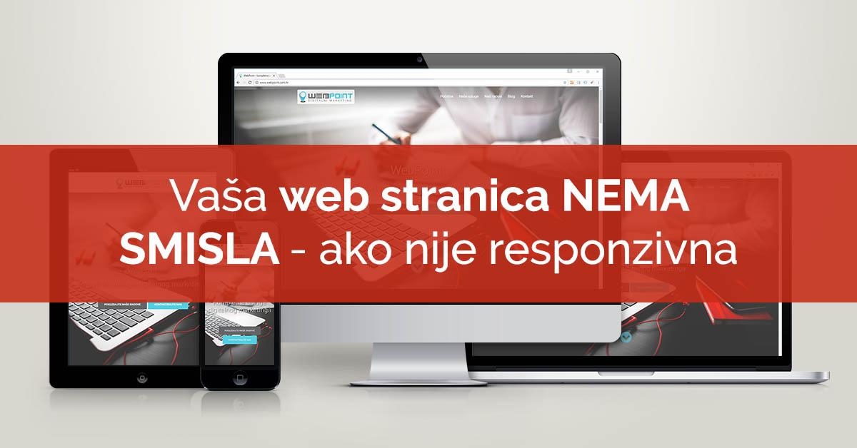 responzivne web stranice