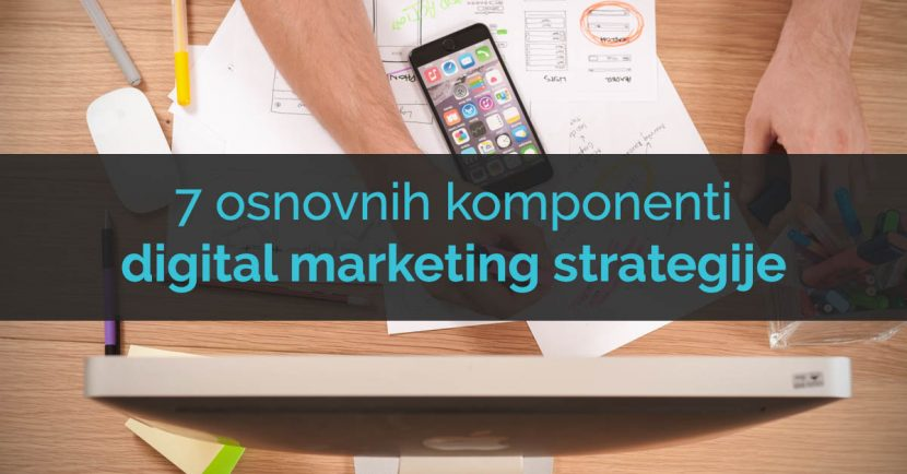digital marketing strategija