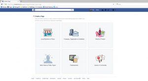 kako napraviti facebook poslovnu stranicu