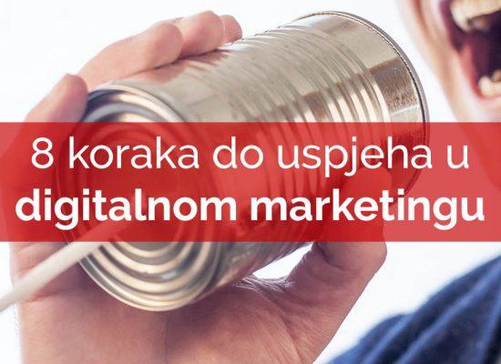 uspjeh digitalni marketing