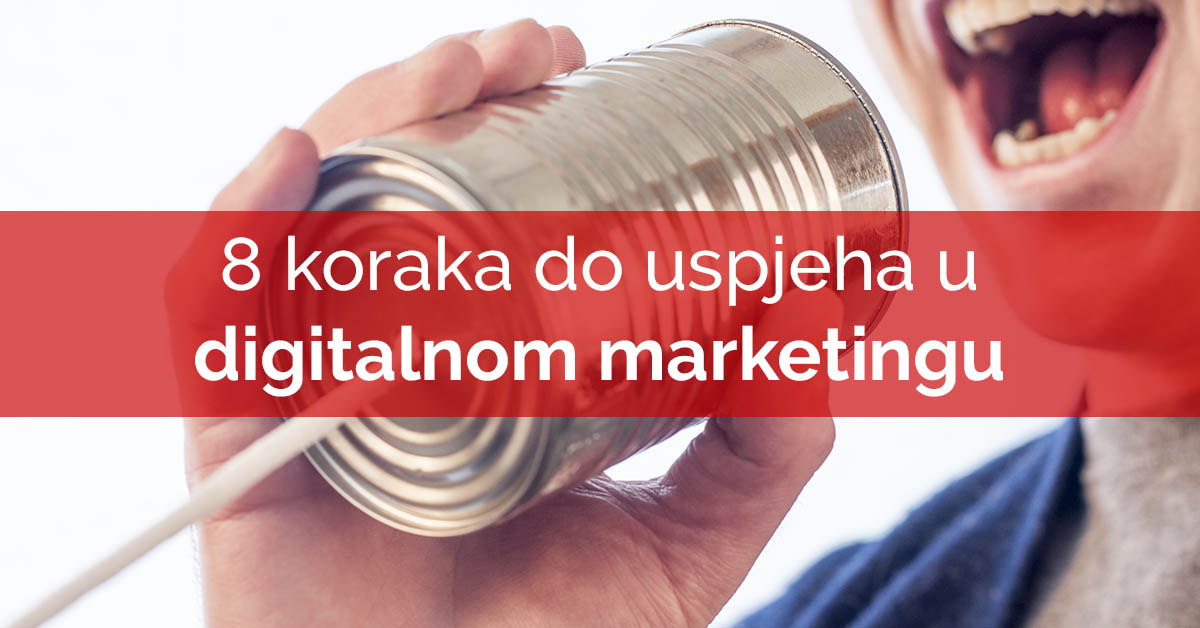 uspjeh digitalni marketing