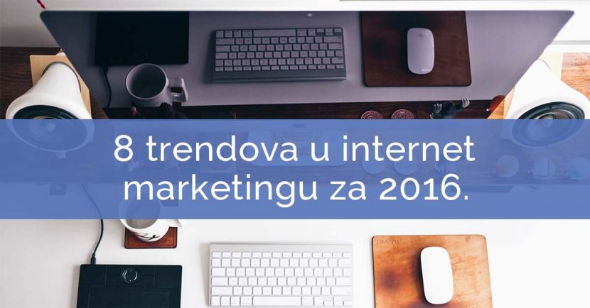 internet marketing u 2016