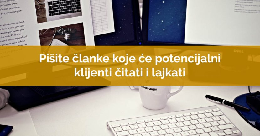 pisite blog koji ce se citati